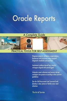 Oracle Reports a Complete Guide (Paperback)