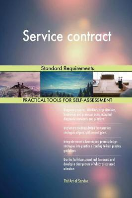Service Contract Standard Requirements (Paperback)