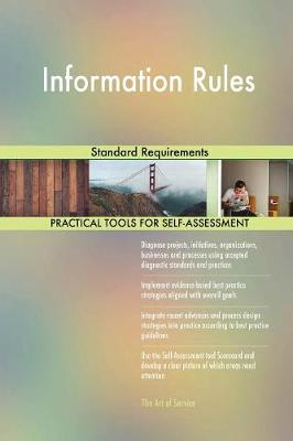 Information Rules Standard Requirements (Paperback)