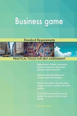 Business Game Standard Requirements (Paperback)