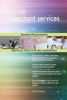 Merchant Services Standard Requirements (Paperback)