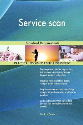 Service Scan Standard Requirements (Paperback)
