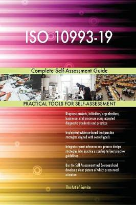 ISO 10993-19 Complete Self-Assessment Guide (Paperback)