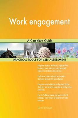 Work Engagement a Complete Guide (Paperback)