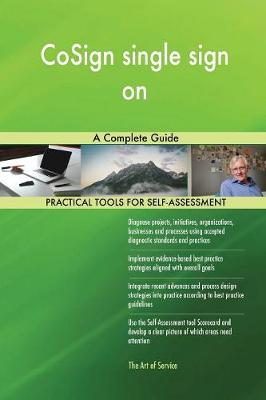 Cosign Single Sign on a Complete Guide (Paperback)