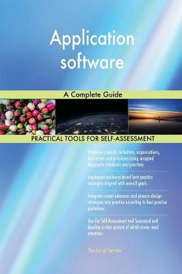 Application Software a Complete Guide (Paperback)