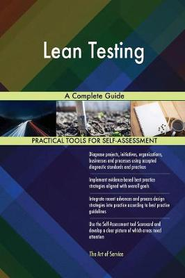 Lean Testing a Complete Guide (Paperback)