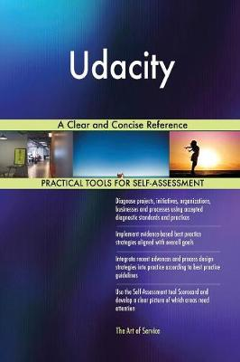 Udacity a Clear and Concise Reference (Paperback)