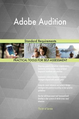 Adobe Audition Standard Requirements (Paperback)