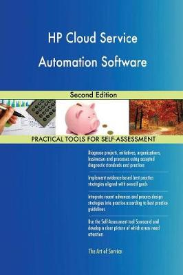 HP Cloud Service Automation Software Second Edition (Paperback)