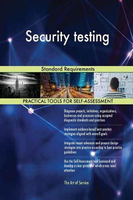 Security Testing Standard Requirements (Paperback)