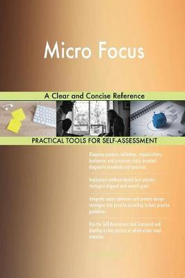 Micro Focus a Clear and Concise Reference (Paperback)