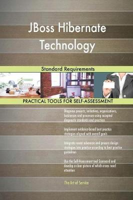 Jboss Hibernate Technology Standard Requirements (Paperback)