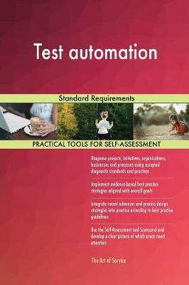 Test Automation Standard Requirements (Paperback)