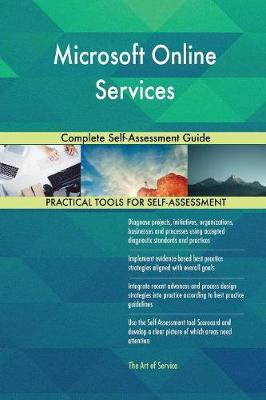 Microsoft Online Services Complete Self-Assessment Guide (Paperback)