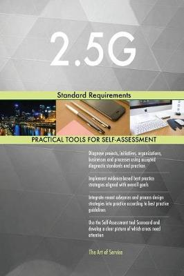2.5g Standard Requirements (Paperback)
