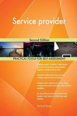 Service Provider Second Edition (Paperback)