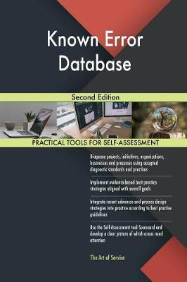 Known Error Database Second Edition (Paperback)