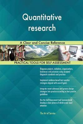 Quantitative Research a Clear and Concise Reference (Paperback)