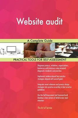 Website Audit a Complete Guide (Paperback)