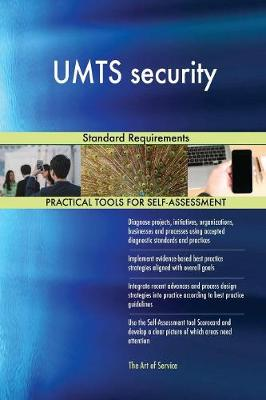 Umts Security Standard Requirements (Paperback)