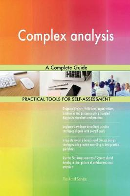 Complex Analysis a Complete Guide (Paperback)