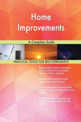 Home Improvements a Complete Guide (Paperback)