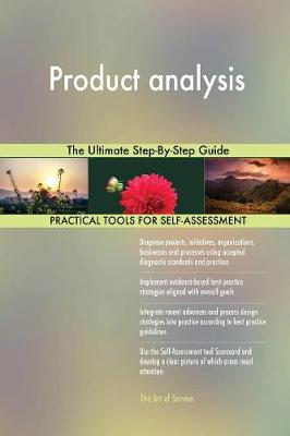 Product Analysis the Ultimate Step-By-Step Guide (Paperback)