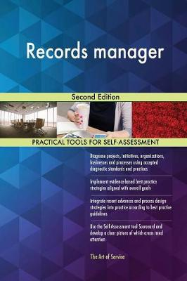 Records Manager Second Edition (Paperback)