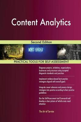 Content Analytics Second Edition (Paperback)