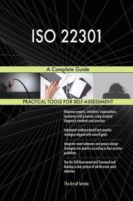 ISO 22301 a Complete Guide (Paperback)