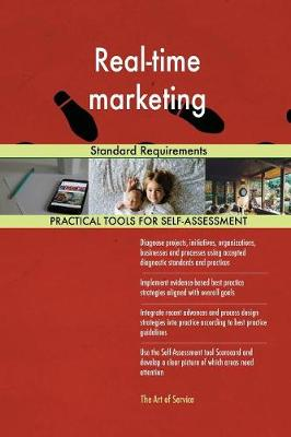 Real-Time Marketing Standard Requirements (Paperback)