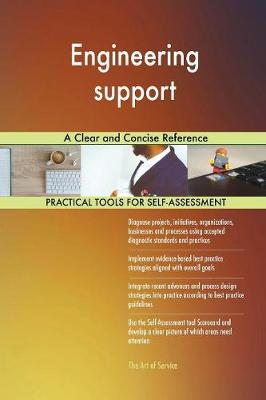 Engineering Support a Clear and Concise Reference (Paperback)