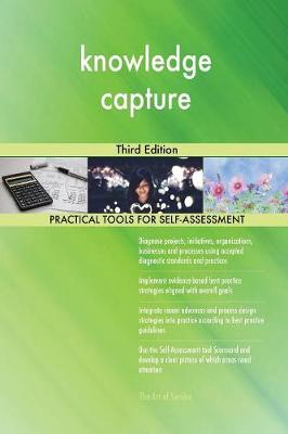 Knowledge Capture Third Edition (Paperback)