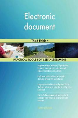 Electronic Document Third Edition (Paperback)