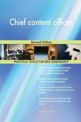Chief Content Officer Second Edition (Paperback)