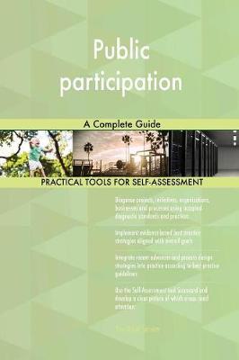 Public Participation a Complete Guide (Paperback)