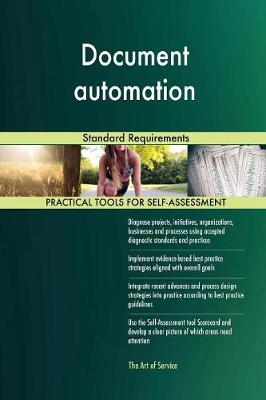 Document Automation Standard Requirements (Paperback)