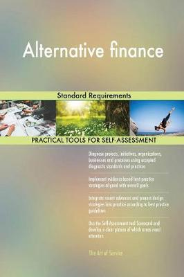Alternative Finance Standard Requirements (Paperback)