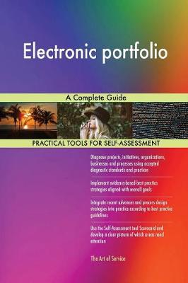 Electronic Portfolio a Complete Guide (Paperback)