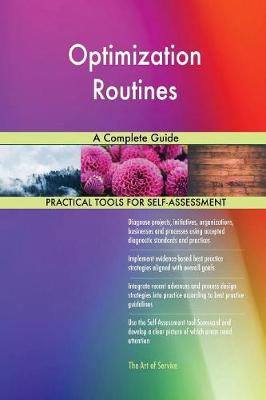 Optimization Routines a Complete Guide (Paperback)