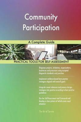 Community Participation a Complete Guide (Paperback)