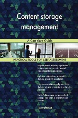 Content Storage Management a Complete Guide (Paperback)
