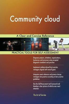 Community Cloud a Clear and Concise Reference (Paperback)