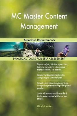 MC Master Content Management Standard Requirements (Paperback)