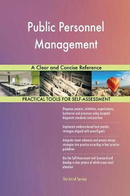Public Personnel Management a Clear and Concise Reference (Paperback)