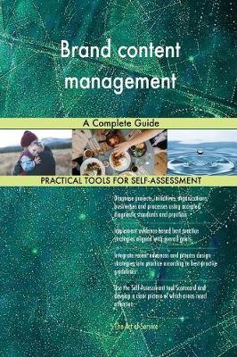 Brand Content Management a Complete Guide (Paperback)