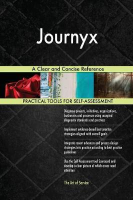 Journyx a Clear and Concise Reference (Paperback)
