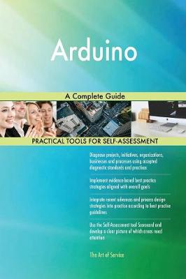 Arduino a Complete Guide (Paperback)