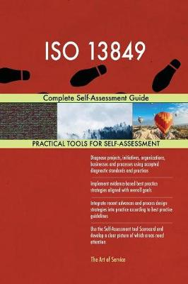 ISO 13849 Complete Self-Assessment Guide (Paperback)